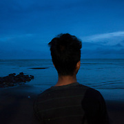 It is 5 am and Joseph inspects the surf of the sea. The previous night was stormy and the tide is still coming in so even though the sea looks calm and the wind has died down breaking through the surf will be tough. <br /> <br /> Joseph is 17 and works like his father did on the sea as a fisherman. The catch of the day is hauled in by the entire crew to be sorted out on deck and taken straight to the market in Hinigaran. The catch that day made the crew $12.00 each( Captain Joan $24.00) One day a week Joseph goes to Alternative Learning schooling provided by Quidan-Kaisahan.  Quidan-Kaisahan is a charity working in Negros Occidental in the Philippines. Their aim is to keep children out of work to secure them education.