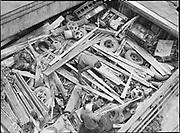 "9904-B06B. ""M. S. Idaho. Scrap cargo. Terminal #1. February 10, 1951"" (no story in newspaper)"