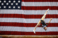 at the 2007 Tyson American Cup in Jacksonville, Florida March 3, 2007. Photo by Max Morse