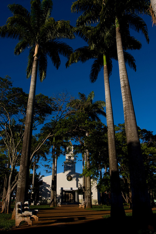 Barro Alto_GO, Brasil...Igreja Nossa Senhora Dabadia in Barro Alto...The Nossa Senhora Dabadia church in Barro Alto...Foto: MARCUS DESIMONI / NITRO