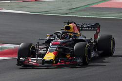 March 9, 2018 - Barcelona, Catalonia, Spain - 03 Daniel Ricciardo from Australia with Aston Martin Red Bull Tag Heuer RB14 during day four of F1 Winter Testing at Circuit de Catalunya on March 9, 2018 in Montmelo, Spain. (Credit Image: © Xavier Bonilla/NurPhoto via ZUMA Press)