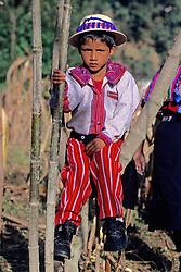 Young Boy Todos Santos Festival