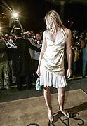 Maria Sharapova am Champions dinner in wimbledon am 4. juli 2004.<br />photo by siggi bucher