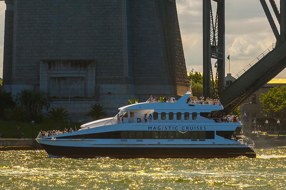 Ferries, Sydney Harbor, Sydney, New South Wales, Australia