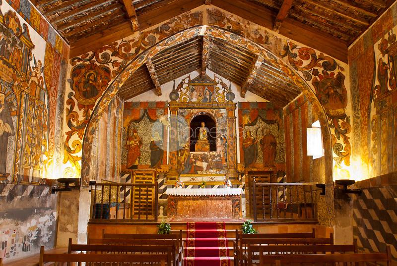 Ermita de Belen. Lietor. Sierra del Segura. Albacete ©Antonio Real Hurtado / PILAR REVILLA