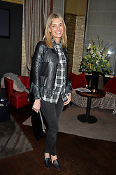 KIM HERSOV at a party to launch Madderson London Women's Wear held at Beaufort House, 354 Kings Road, London on 23rd January 2014.