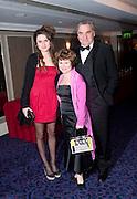 Imelda Staunton; Jim Carter. The Laurence Olivier Awards,The Grosvenor House Hotel, Park Lane. London.   21 March  2010