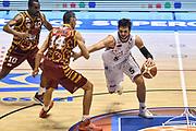 DESCRIZIONE : Supercoppa 2015 Semifinale Olimpia EA7 Emporio Armani Milano - Umana Reyer Venezia<br /> GIOCATORE : Alessandro Gentile<br /> CATEGORIA : Palleggio<br /> SQUADRA : Olimpia EA7 Emporio Armani Milano<br /> EVENTO : Supercoppa 2015<br /> GARA : Olimpia EA7 Emporio Armani Milano - Umana Reyer Venezia<br /> DATA : 26/09/2015<br /> SPORT : Pallacanestro <br /> AUTORE : Agenzia Ciamillo-Castoria/GiulioCiamillo