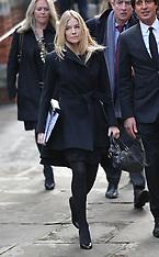 Sienna Miller at Leveson Inquiry