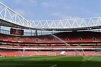 Football - 2021 / 2022 Women's Super League - Arsenal vs Chelsea - Emirates Stadium - Sunday 5th September 2021<br /> <br /> A general view before the game.<br /> <br /> COLORSPORT/Ashley Western