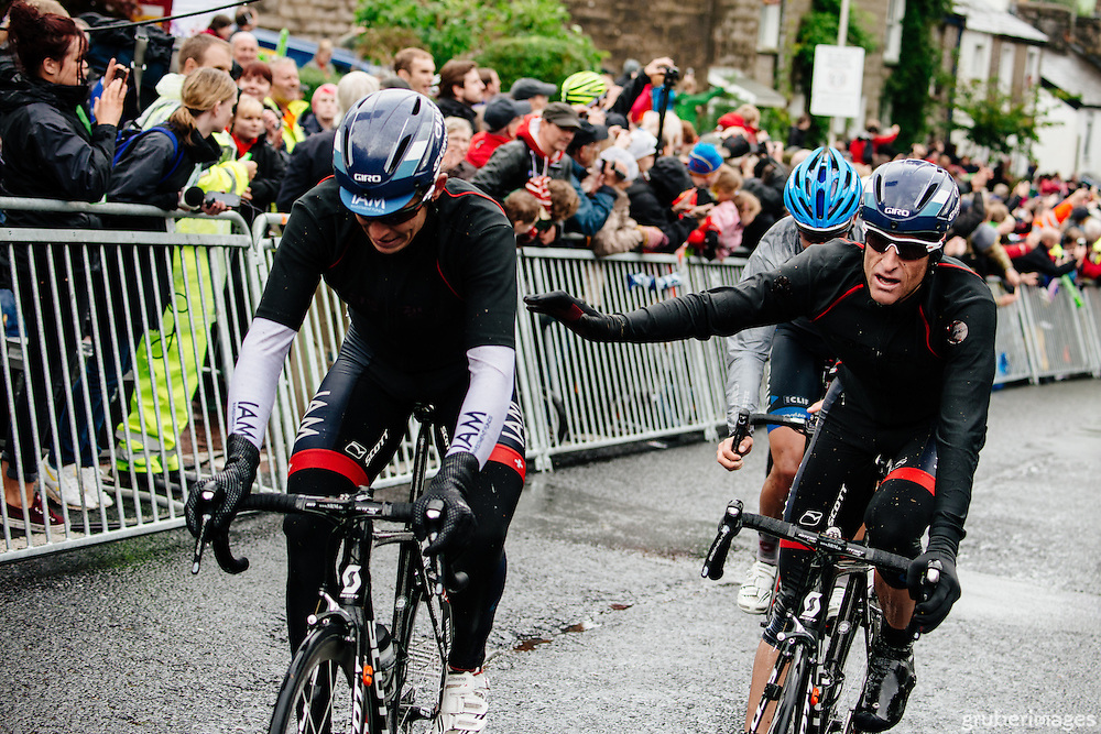 Tour of Britain 2013 - Stage 2 - Lake District - 187km
