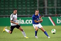 Fotball , 7. august 2013<br /> UEFA Champions League Third Qualifying Round Second Match in Warsaw Legia Warsaw Molde FK<br /> WLADIMER DWALISZWILI <br />  , DANIEL HESTAD<br /> <br /> Norway only