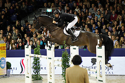 El Zoghby Karim (EGY) - Wervelwind<br /> Jumping Amsterdam 2012<br /> © Hippo Foto - Leanjo de Koster