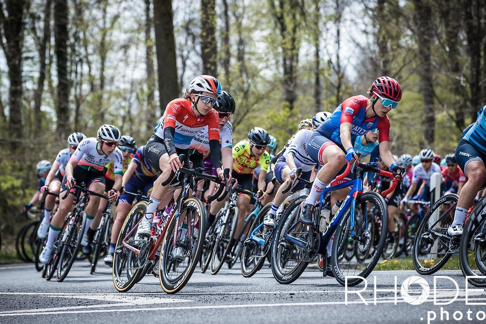 Christine Majerus (LUX/SD Worx), peloton, <br /> <br /> Ceratizit Festival Elsy Jacobs (LUX) 2021<br /> UCI Women Elite 2.1<br /> Day 2 – stage : Steinfort >Steinfort 125.1km  <br /> <br /> ©RhodePhoto