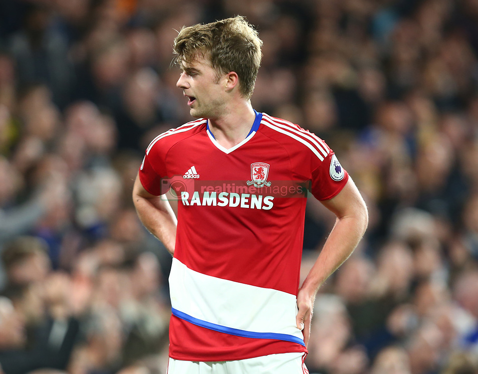 May 8, 2017 - Chelsea, Greater London, United Kingdom - during Premier League match between Chelsea and Middlesbrough at Stamford Bridge, London, England on 08 May 2017. (Credit Image: © Kieran Galvin/NurPhoto via ZUMA Press)