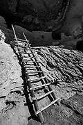 Photographs of Anasazi Cliff Dwelling Ruins Mexico