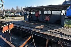 March 25, 2019 - Zaporizhzhia, Ukraine - A service point of the Prydniprovska Railway, Zaporizhzhia, southeastern Ukraine, March 25, 2019. Ukrinform. (Credit Image: © Dmytro Smolyenko/Ukrinform via ZUMA Wire)