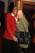 CHRISSIE KIYOU; GAIL PORTER, The VIP night for Cirque Du Soleil: Quidam at  the Royal Albert Hall, London. 7 January 2013