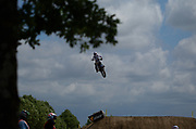 Speaking of Paulin, he was the only guy to air out this wall at the top of the hill bringing the French crowd to life each lap. Here is one view...