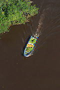 Pomeroon River<br /> North west<br /> GUYANA<br /> South America