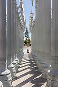 Urban Light in Los Angeles