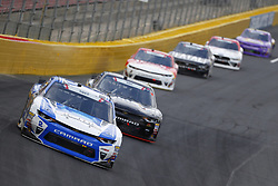 May 26, 2018 - Concord, North Carolina, United States of America - Matt Tifft (2) brings his car through the turns during the Alsco 300 at Charlotte Motor Speedway in Concord, North Carolina. (Credit Image: © Chris Owens Asp Inc/ASP via ZUMA Wire)