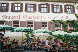 Traditional Brewery and pub in Bamberg Bavaria Germany