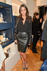 KIM JOHNSON at a party to celebrate the launch of the APM Monaco Flagship Store at 3 South Molton Street, London on 11th February 2016