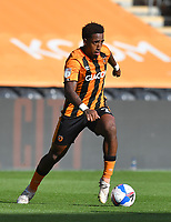 Hull City's Mallik Wilks<br /> <br /> Photographer Dave Howarth/CameraSport<br /> <br /> The EFL Sky Bet League One - Hull City v Crewe Alexandra - Saturday 19th September 2020 - KCOM Stadium - Kingston upon Hull<br /> <br /> World Copyright © 2020 CameraSport. All rights reserved. 43 Linden Ave. Countesthorpe. Leicester. England. LE8 5PG - Tel: +44 (0) 116 277 4147 - admin@camerasport.com - www.camerasport.com