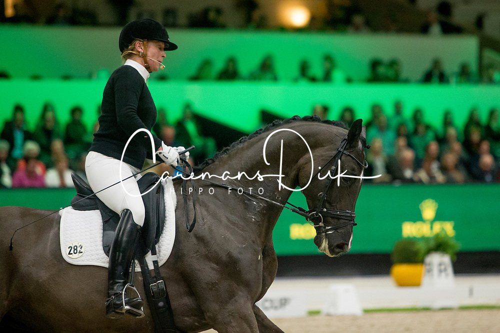 Werth Isabell, GER, Superb<br /> Clinic Isabell Werth - The Dutch Masters<br /> © Hippo Foto - Sharon Vandeput<br /> 14/03/19