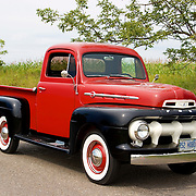 1952 F1 Ford Pick Up Truck