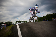 #172 (PLANTING Dyon) NED at the UCI BMX Supercross World Cup in Papendal, Netherlands.