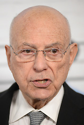 March 30, 2017 - New York, NY, USA - March 30, 2017  New York City..Alan Arkin attending the 'Going In Style' New York Premiere at SVA Theatre on March 30, 2017 in New York City. (Credit Image: © Kristin Callahan/Ace Pictures via ZUMA Press)