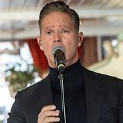 NLD/Amsterdam/20191030 - Persmoment Holland Zingt Hazes, Danny de Munk