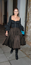 PETRINA KHASHOGGI at the Stephen Webster launch party of his latest jewellery collection during the London Jewellery Week, at Wilton's Music Hall, Graces Alley, Off Ensign Street, London E1 on 12th June 2008.<br /><br />NON EXCLUSIVE - WORLD RIGHTS