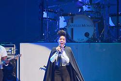 Janelle Monae performs at The Bill Graham Civic Auditoium - 6/8/11