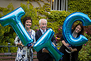 NO FEE PICTURES                                                                                                                                                9/5/19 Maureen Ledwith (left), Sales Director, Business Exhibitions, John Spollen, President ITAA and Sharon Jordan, Country Manager The Travel Corporation at a photocall to announce The Travel Corporation as the headline sponsor of the Irish Travel Industry Awards 2020 which takes place at the Mansion House on the 23rd January 2020. Picture: Arthur Carron