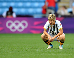 File photo dated 28-07-2012 of South Africa's Janine van Wyk.