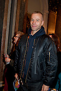 WOLFGANG TILLMANS, Opening of David Hockney ' A Bigger Picture' Royal Academy. Piccadilly. London. 17 January 2012