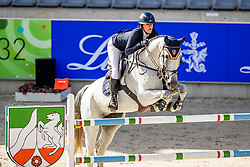 VON GUTTENBERG Anna (GER), Cor de Dinard<br /> NetAachen-Preis - Junge Reiter<br /> CSIY - Springprüfung mit Stechen 1.45m <br /> Aachen - Jumping International 2020<br /> 06. September 2020<br /> © www.sportfotos-lafrentz.de/Stefan Lafrentz