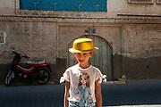 Pretty Young girl in Cappadocia