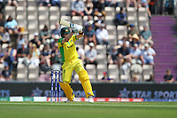 Cricket - 2019 ICC Cricket World Cup warm ups - England vs. Australia<br /> <br /> Steve Smith of Australia flicks the ball away for a single to score his fifty during the cricket world cup warm up match at the Ageas Bowl Southampton England<br /> <br /> COLORSPORT/SHAUN BOGGUST