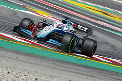 May 10, 2019 - Barcelona, Catalonia, Spain - Russell, team Williams during F1 Grand Prix free practice celebrated at Circuit of Barcelona 10th May 2019 in Barcelona, Spain. (Credit Image: © Mikel Trigueros/NurPhoto via ZUMA Press)
