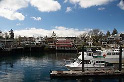 Friday Harbor, San Juan Island, Washington, US