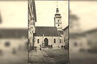 [Markov trg 1862. godine].  <br /> <br /> Impresum[S. l. : S. n., 19--].<br /> Materijalni opis1 razglednica : tisak ; 14 x 8,9 cm.<br /> Vrstavizualna građa • razglednice<br /> ZbirkaGrafička zbirka NSK • Zbirka razglednica<br /> ProjektPozdrav iz Hrvatske • Pozdrav iz Zagreba<br /> Formatimage/jpeg<br /> PredmetZagreb –– Trg Svetog Marka<br /> Crkva svetog Marka (Zagreb)<br /> SignaturaRZG-MARK-2<br /> Obuhvat(vremenski)20. stoljeće<br /> NapomenaRazglednica nije putovala.<br /> PravaJavno dobro<br /> Identifikatori000952465<br /> NBN.HRNBN: urn:nbn:hr:238:187815 <br /> <br /> Izvor: Digitalne zbirke Nacionalne i sveučilišne knjižnice u Zagrebu