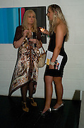 NATASHA ANNE HAMILTON; CLAUDIA MORCROFT, The Actors Centre's 30th Birthday Party. 1a Tower St, Covent Garden. London. 2nd November<br /> *** Local Caption *** -DO NOT ARCHIVE -Copyright Photograph by Dafydd Jones. 248 Clapham Rd. London SW9 0PZ. Tel 0207 820 0771. www.dafjones.com