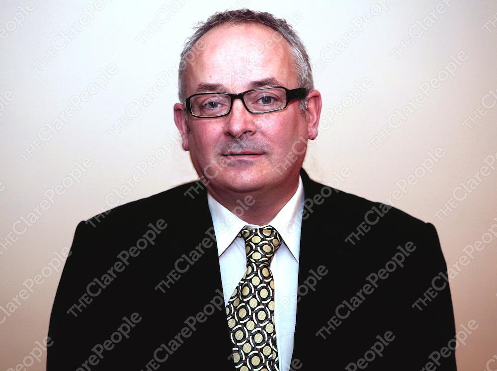 Adrian Feeney, Gort local election candidate.