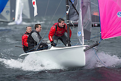 Day one of the Silvers Marine Scottish Series 2015, the largest sailing event in Scotland organised by the  Clyde Cruising Club<br /> Racing on Loch Fyne from 22rd-24th May 2015<br /> <br /> IRL191, Ovington Boats, Martin Darrer, Howth YC, VX One<br /> <br /> Credit : Marc Turner / CCC<br /> For further information contact<br /> Iain Hurrel<br /> Mobile : 07766 116451<br /> Email : info@marine.blast.com<br /> <br /> For a full list of Silvers Marine Scottish Series sponsors visit http://www.clyde.org/scottish-series/sponsors/