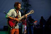 Raging Fyah, reggae band, Kingston.