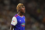 Ipswich Town defender Trevoh Chalobah (6) during the EFL Sky Bet Championship match between Derby County and Ipswich Town at the Pride Park, Derby, England on 21 August 2018.